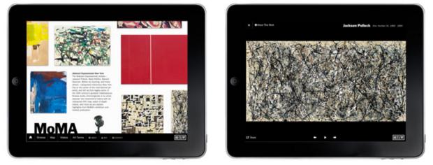 MoMA App